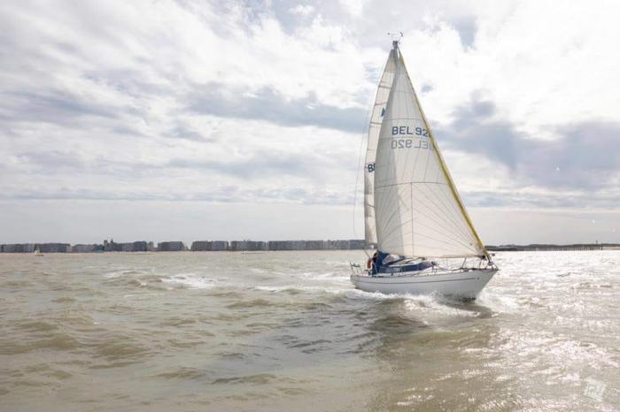 ecume de mer voilier occasion