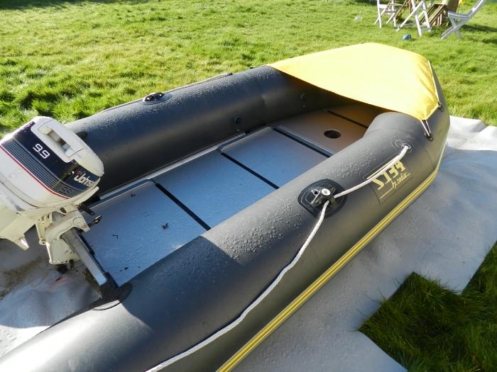bateau a moteur occasion belgique