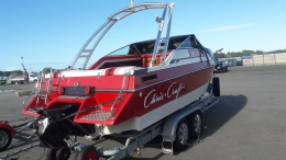 MerCruiser Scorpion Chris Craft in board, equipement complet