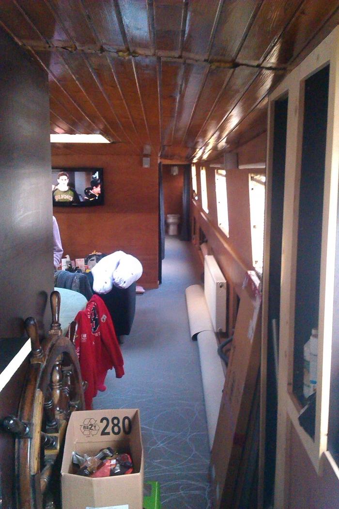 tjalk occasion vente particulier navigation fluviale. Black Bedroom Furniture Sets. Home Design Ideas