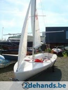Betere Lanaverre, 420 zeilboot tweedehands - verkoop particulier FT-97